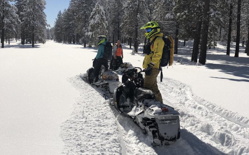 DCSO SAR snowmobile team file