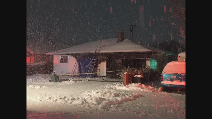 Fatal Klamath Falls house fire 1-16