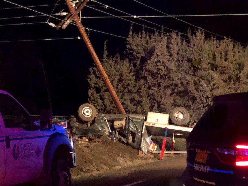 Tumalo crash Eyal Goldman 110