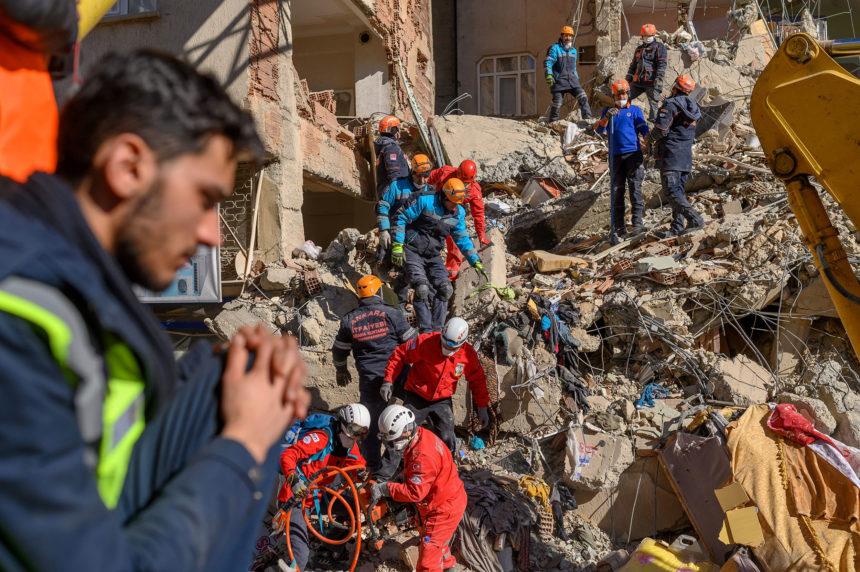 TURKEY-EARTHQUAKE