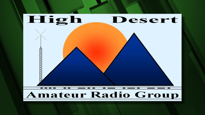 High Desert Amateur Radio Group logo