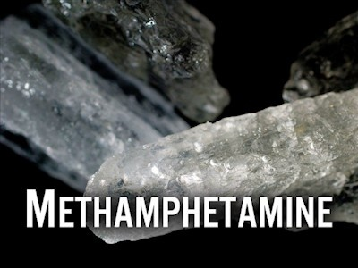 Methamphetamine MGN graphic