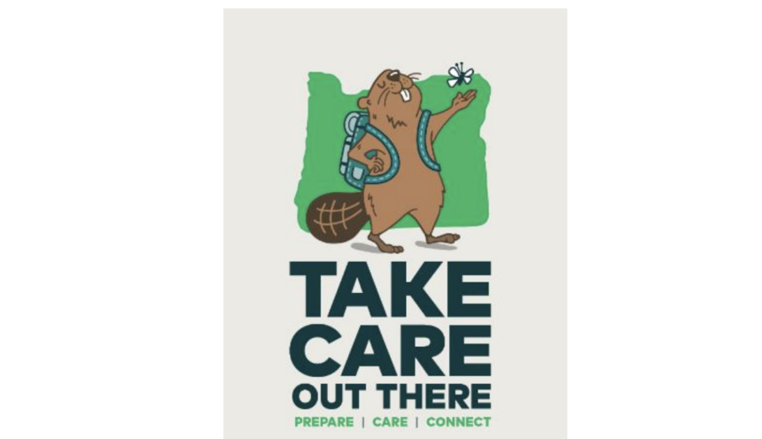 Take Care Out There tourism campaign