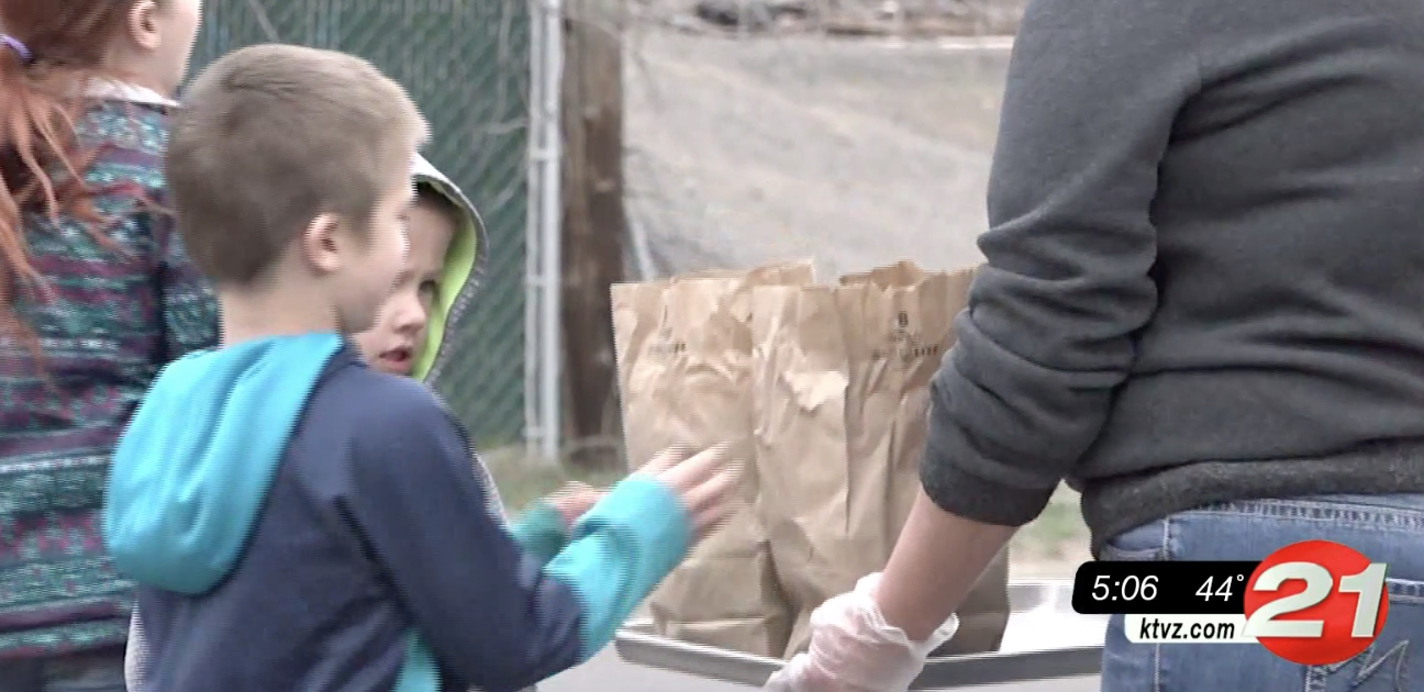 school crook county meal program