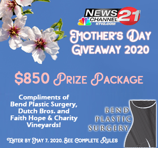 Enter the 2020 Mother's Day Giveaway
