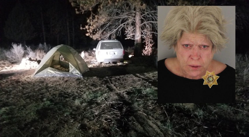 Bend-area woman accused of running over tent with woman inside - KTVZ