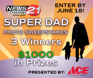 Enter the Super Dad Photo Sweepstakes