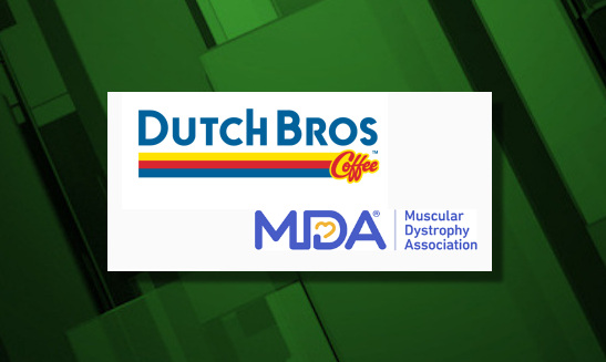 Dutch Bros Drink One for Dane MDA