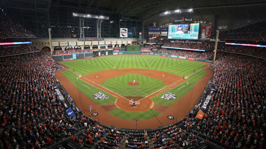 Astros Minute Maid Park Houston