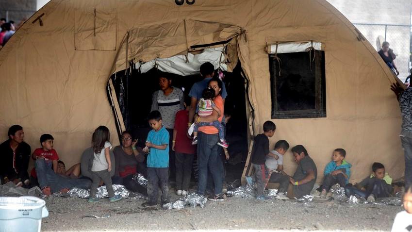 Immigration Migrants Border