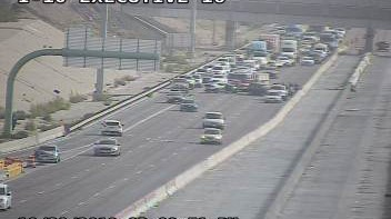 I-10 executive crash