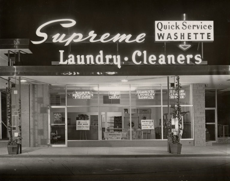Supreme Laundry and Cleaners