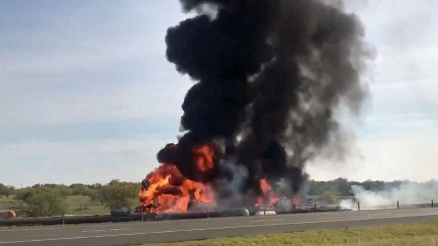 18-wheeler-fire