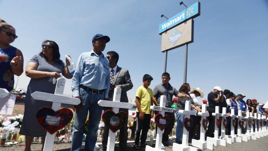 El Paso shooting Walmart