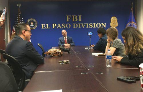 FBI-El-Paso-special-agent Luis Quesada