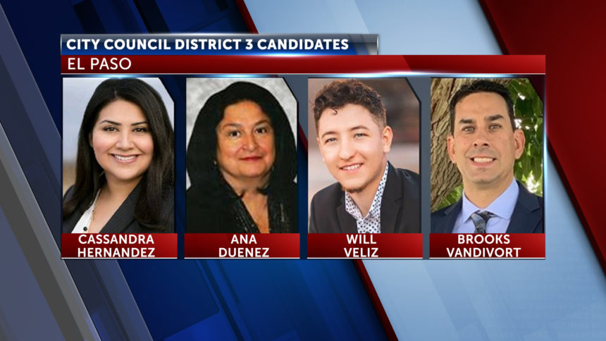 District 3 candidates
