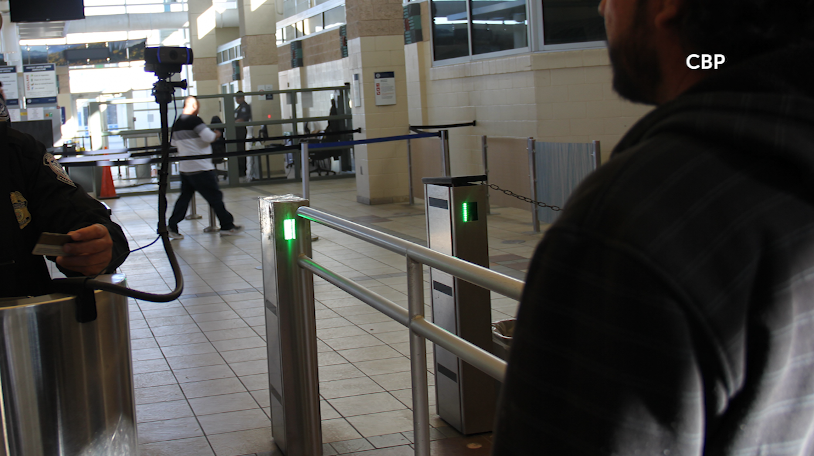 CBP facial recognition