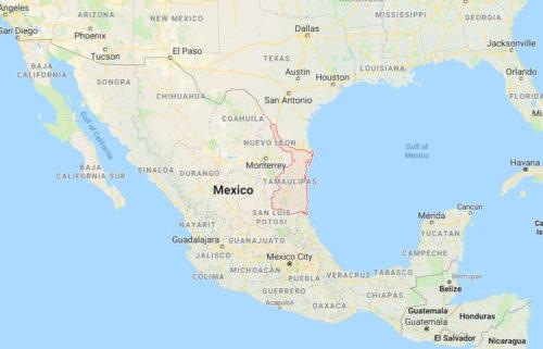 Tamaulipas Mexico
