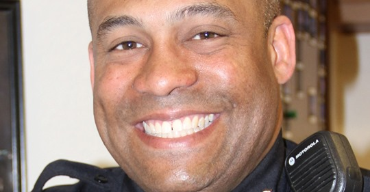 Alamogordo Police Chief Brian Peete