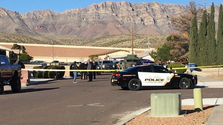 ATF weapons raid northeast El Paso