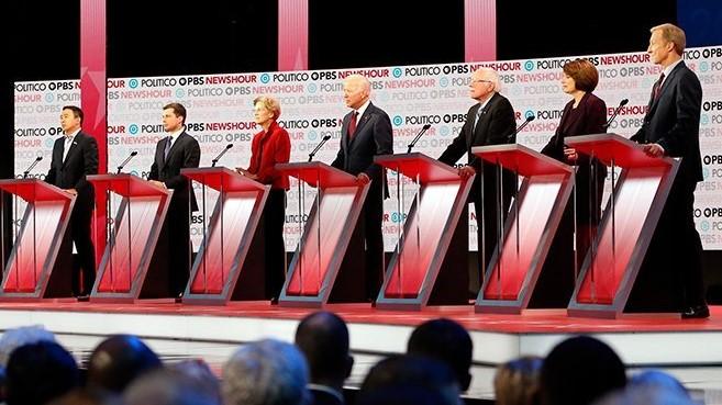 PBS Politico Debate