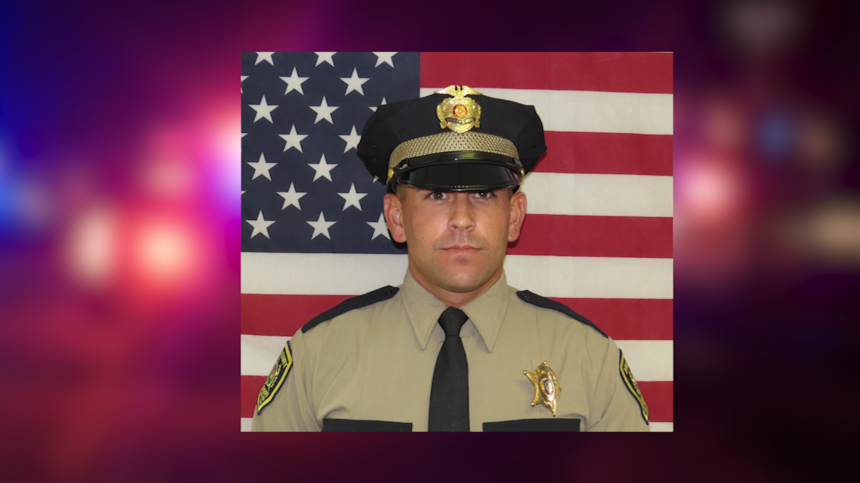 Doña Ana County Sheriff's Deputy Christopher Patton