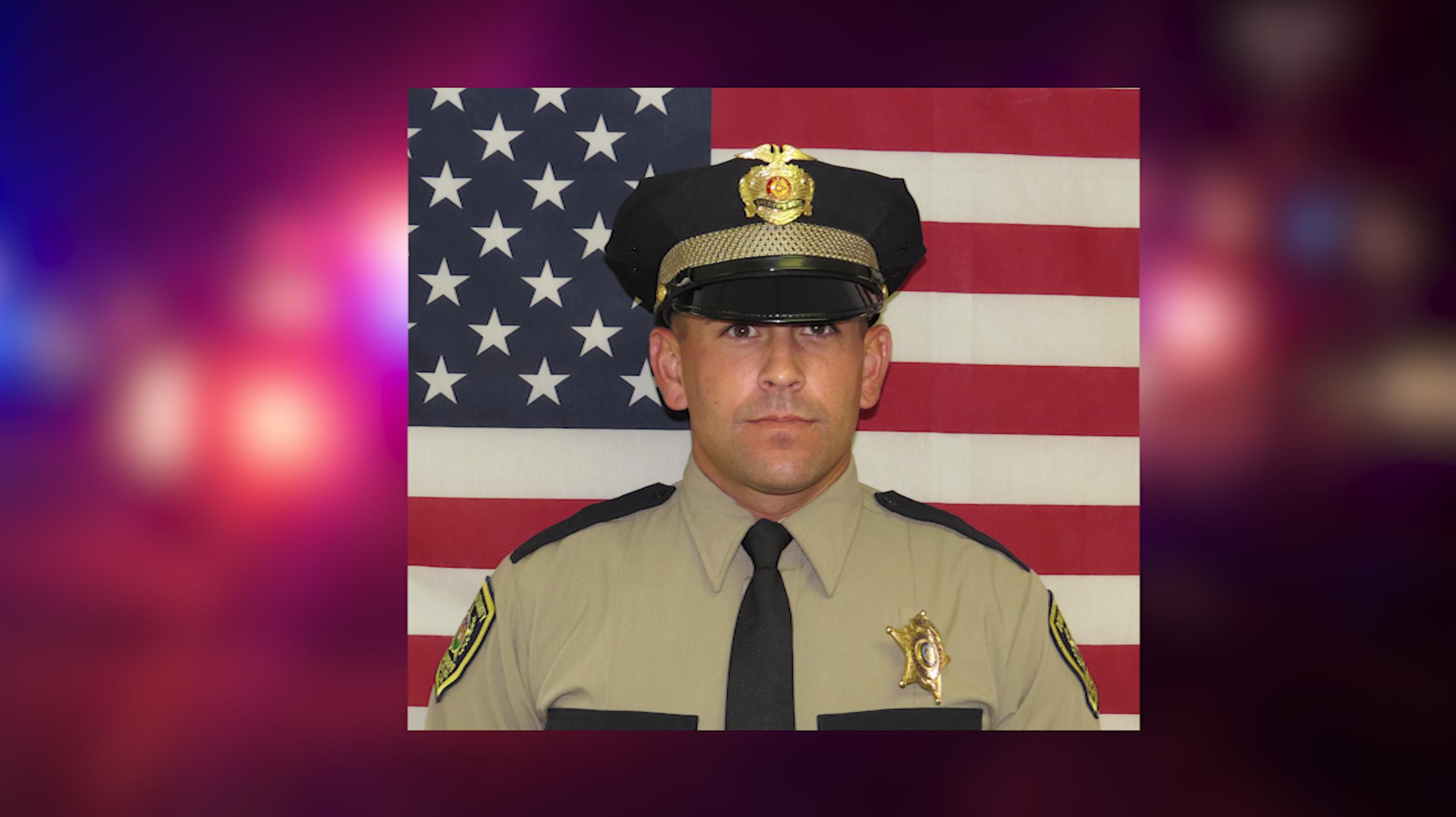Doña Ana County Sheriff's Deputy Christopher Patton