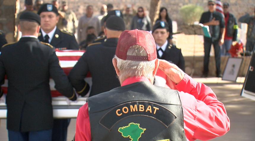 veteran sgt. garcia funeral