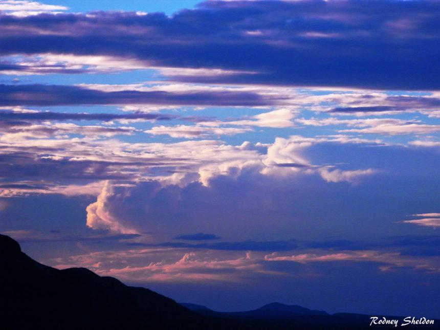 cloudy Rodney Sheldon