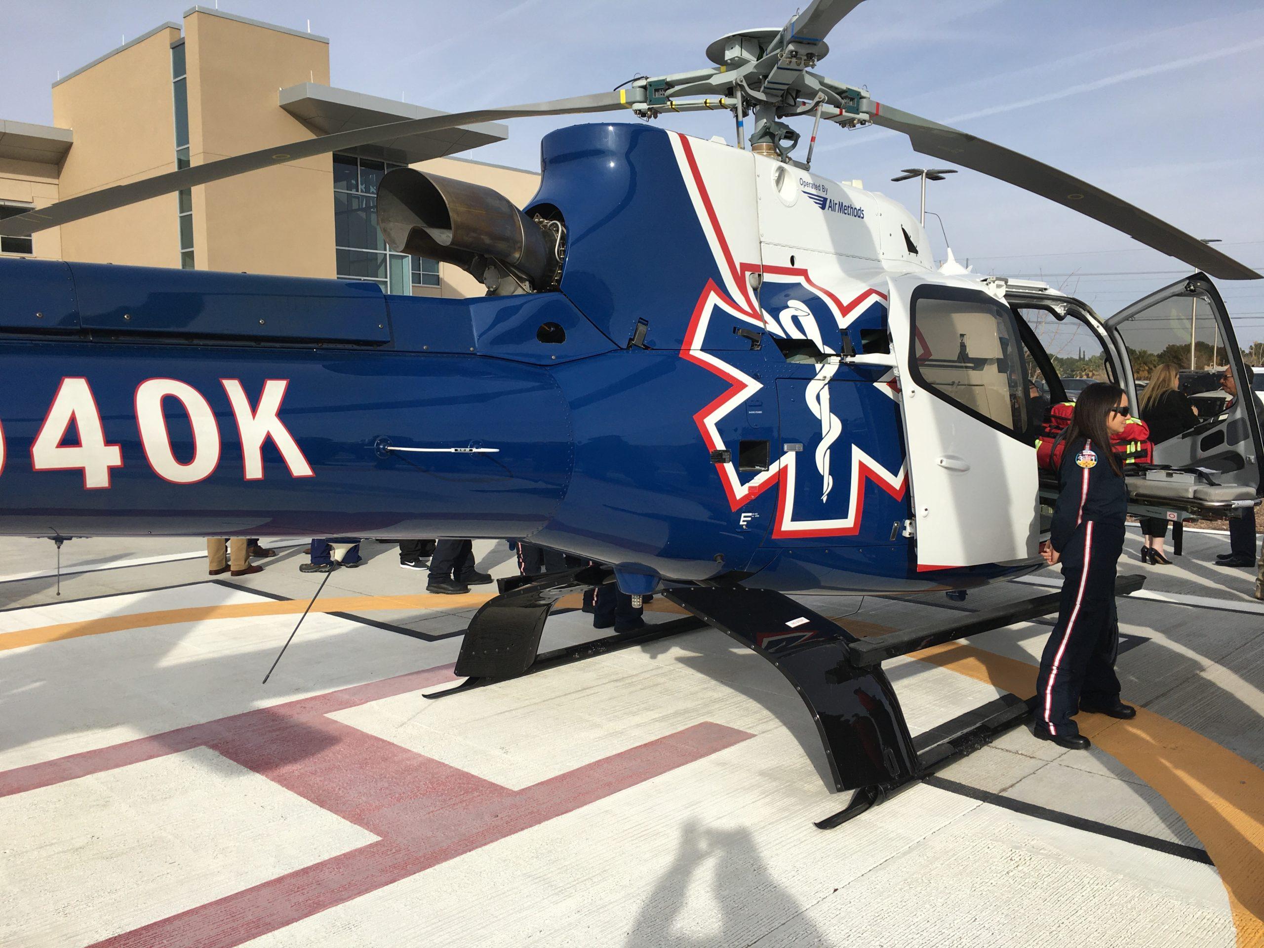 helicopter-ambulance