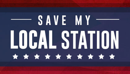 save my local station
