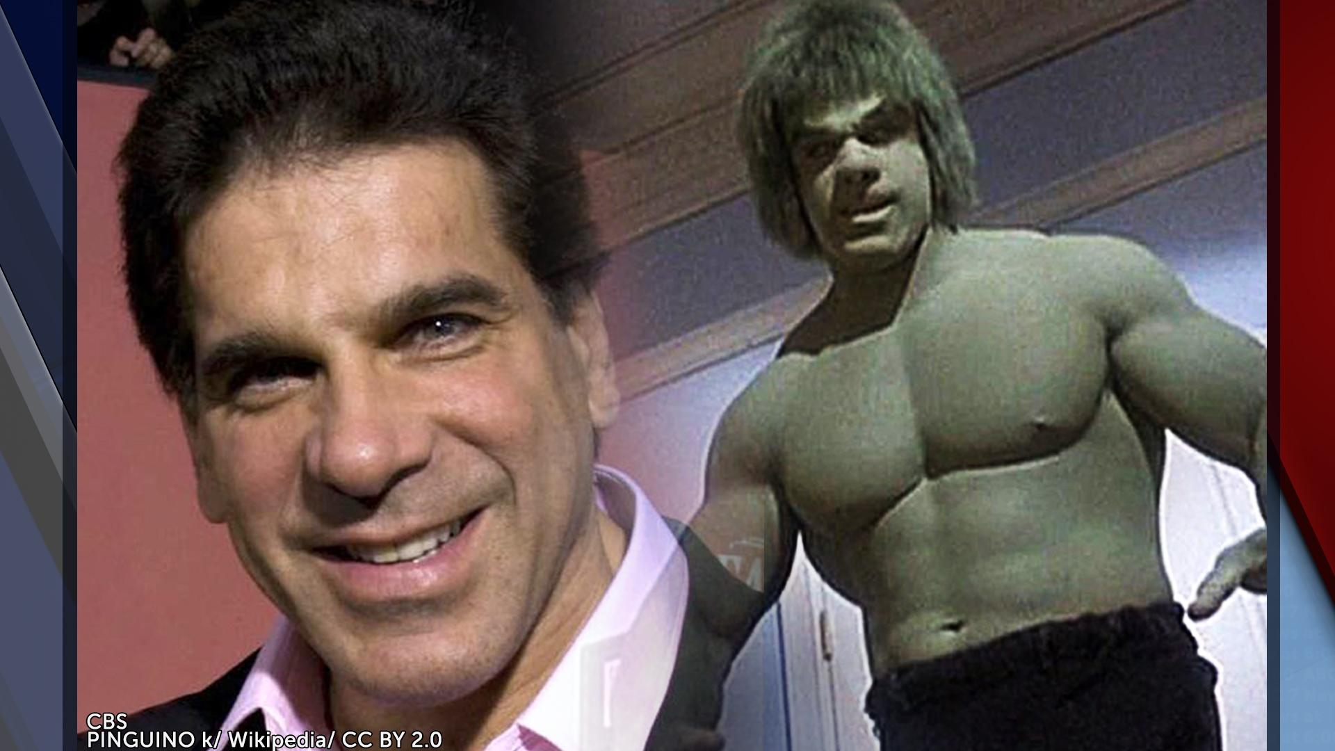 Lou_Ferrigno Incredible Hulk