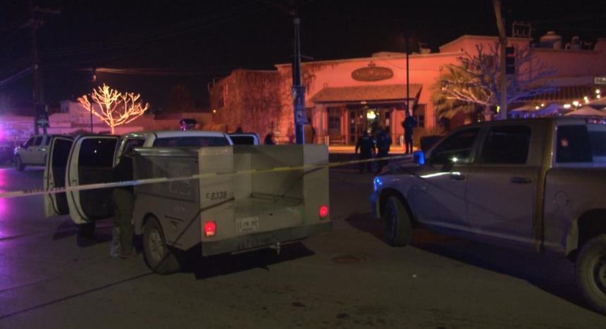 San Martin Cantina shootings