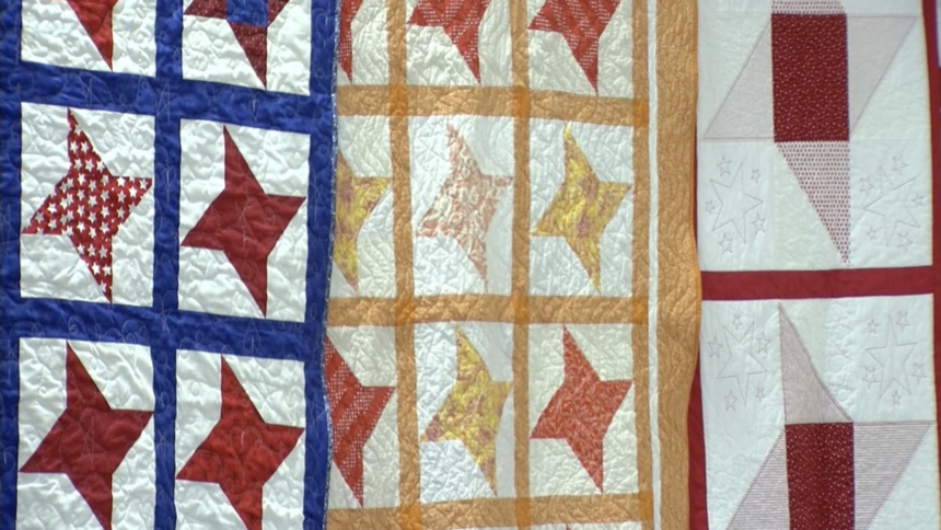 Quilting guild looks to help El Paso community heal, donates quilts to Aug. 3 shooting victims - KVIA