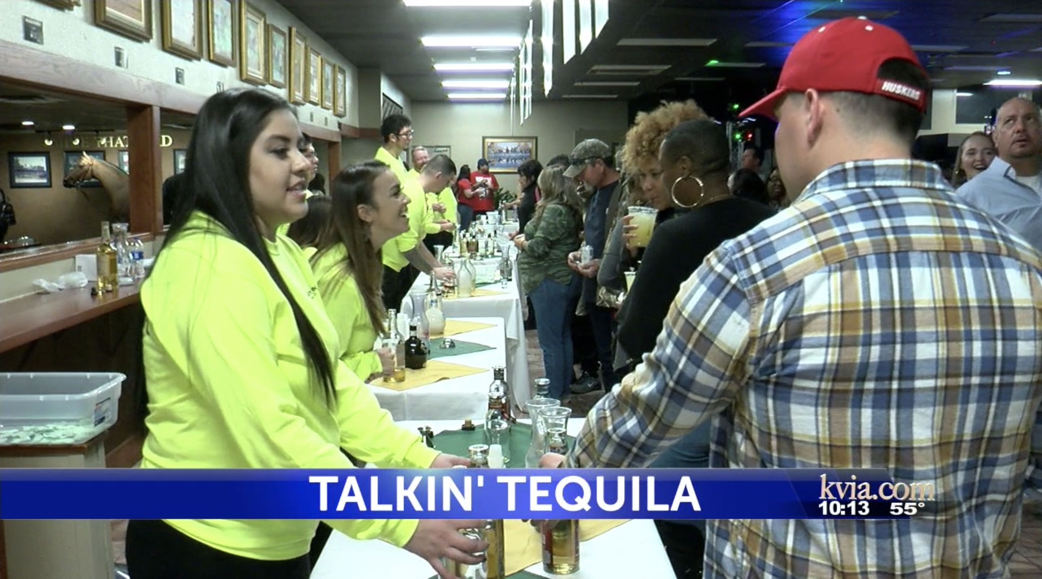 Tequila and Margarita festival features 60+ brands of top-shelf spirits - KVIA