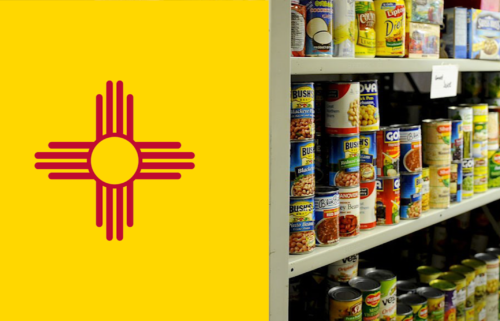 New Mexico food banks