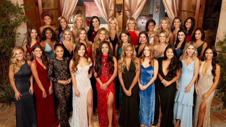 The Bachelor ladies 24th season