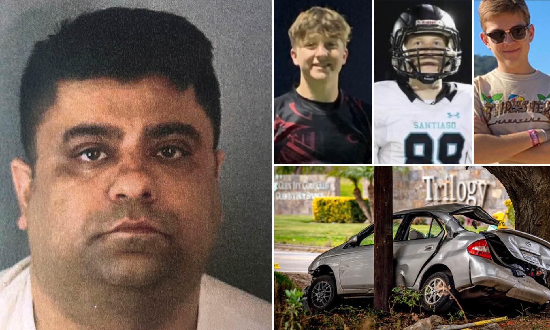 Teens rang a man's doorbell as a prank. Then he rammed their car, killing 3 of them, authorities say - KVIA