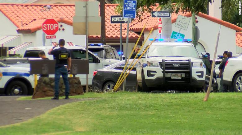Hawaii governor says 2 police officers killed in Honolulu shooting - KVIA