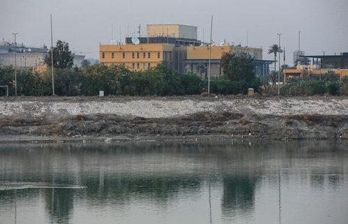 US Embassy Baghdad Iraq