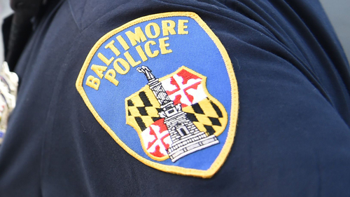 A Baltimore police sergeant was spat on and kicked during a check, authorities say - KVIA