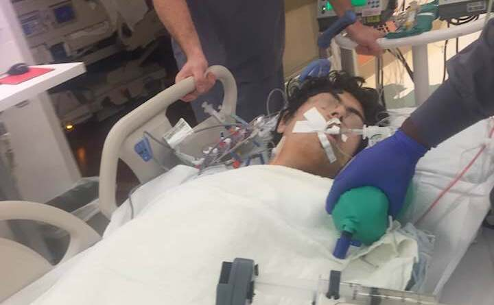 las cruces teen heart transplant