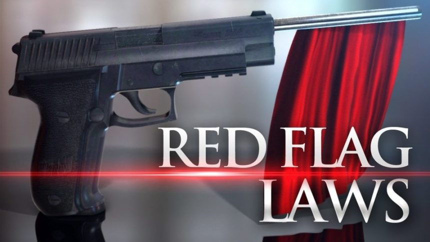 Red-flag gun bill heads to New Mexico governor for signature - KVIA