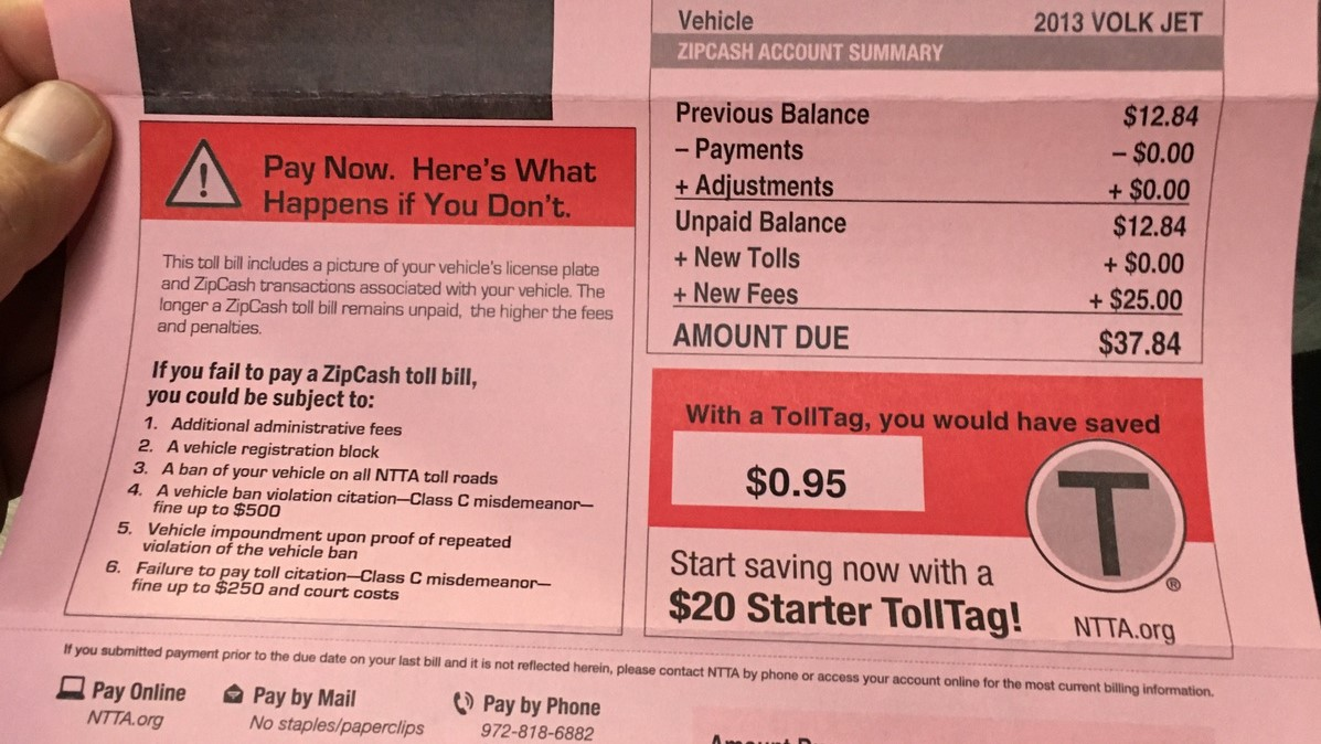 toll-bill