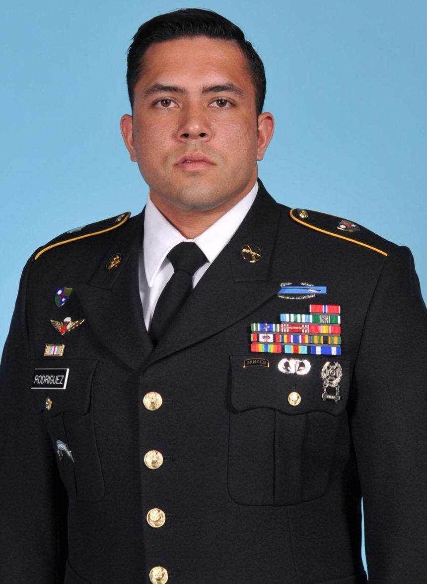 Las Cruces Soldier Killed In Combat In Afghanistan Kvia
