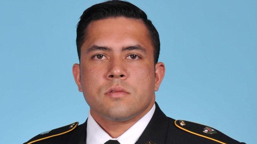 Sgt. 1st Class Antonio Rodriguez.