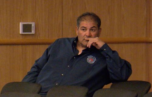 Former Assessor Andy Segovia