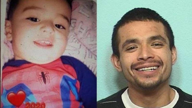 Father of 2-year-old arrested after New Mexico Amber Alert is canceled - KVIA