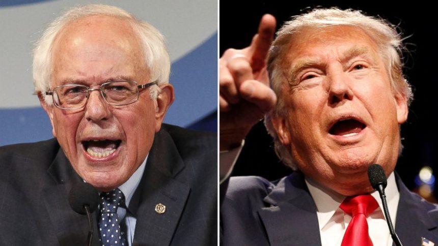 Bernie Sanders surges in Texas, while Trump is 'under-performing' in new poll - KVIA