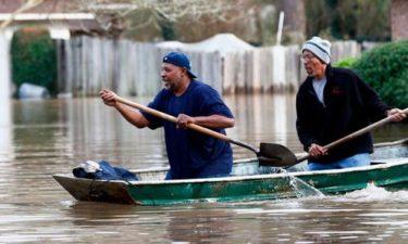 Jackson Mississippi flooding
